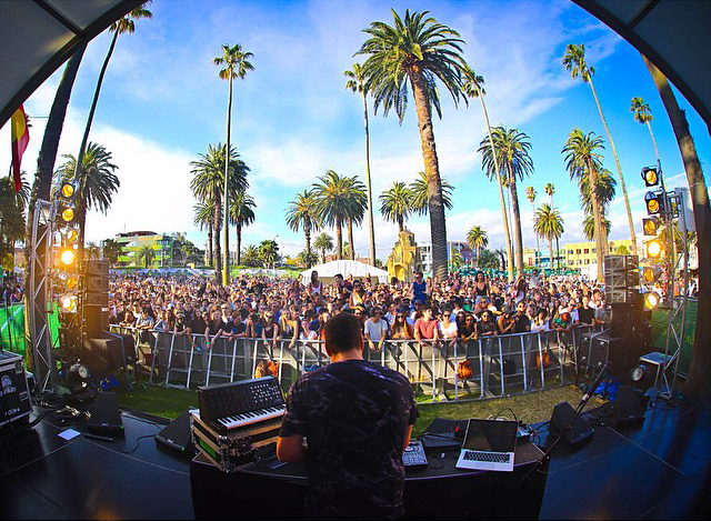 St Kilda Festival 2015, from Hayden's Facebook page