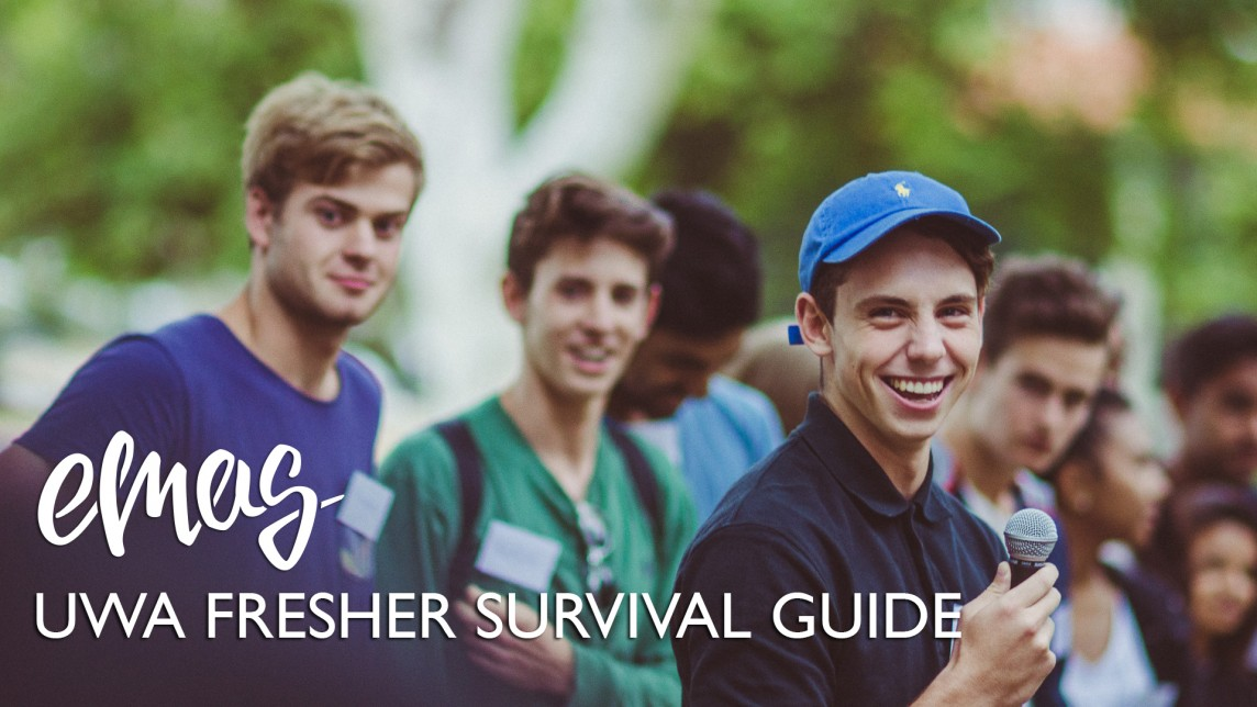 frsher survival guide