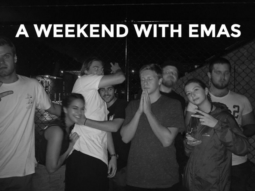 Weekend with Emas